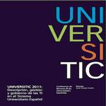 UNIVERSITIC 2011: Descripción, Gestión y Gobierno de las TI en el SUE. (Julio de 2011)