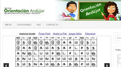 Blog de Orientación Andújar