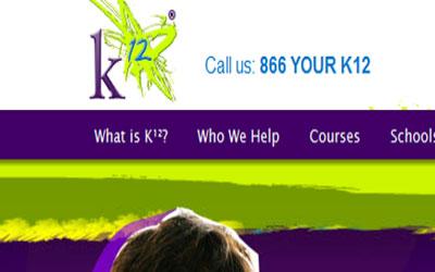 K12: Plataforma Online para Educación Primaria. Apoyo y Homeschooling