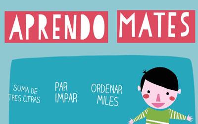 AprendoMates: Portal para aprender Matemáticas de manera interactiva